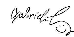 Gabriel Efstathiou Signature